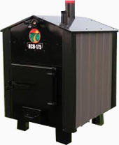 Natures Comfort Outdoor wood boilers image